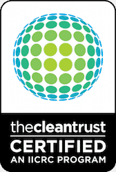 The Clean Trust Logo